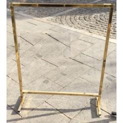 رگال لباس استیل طلایی 110.90